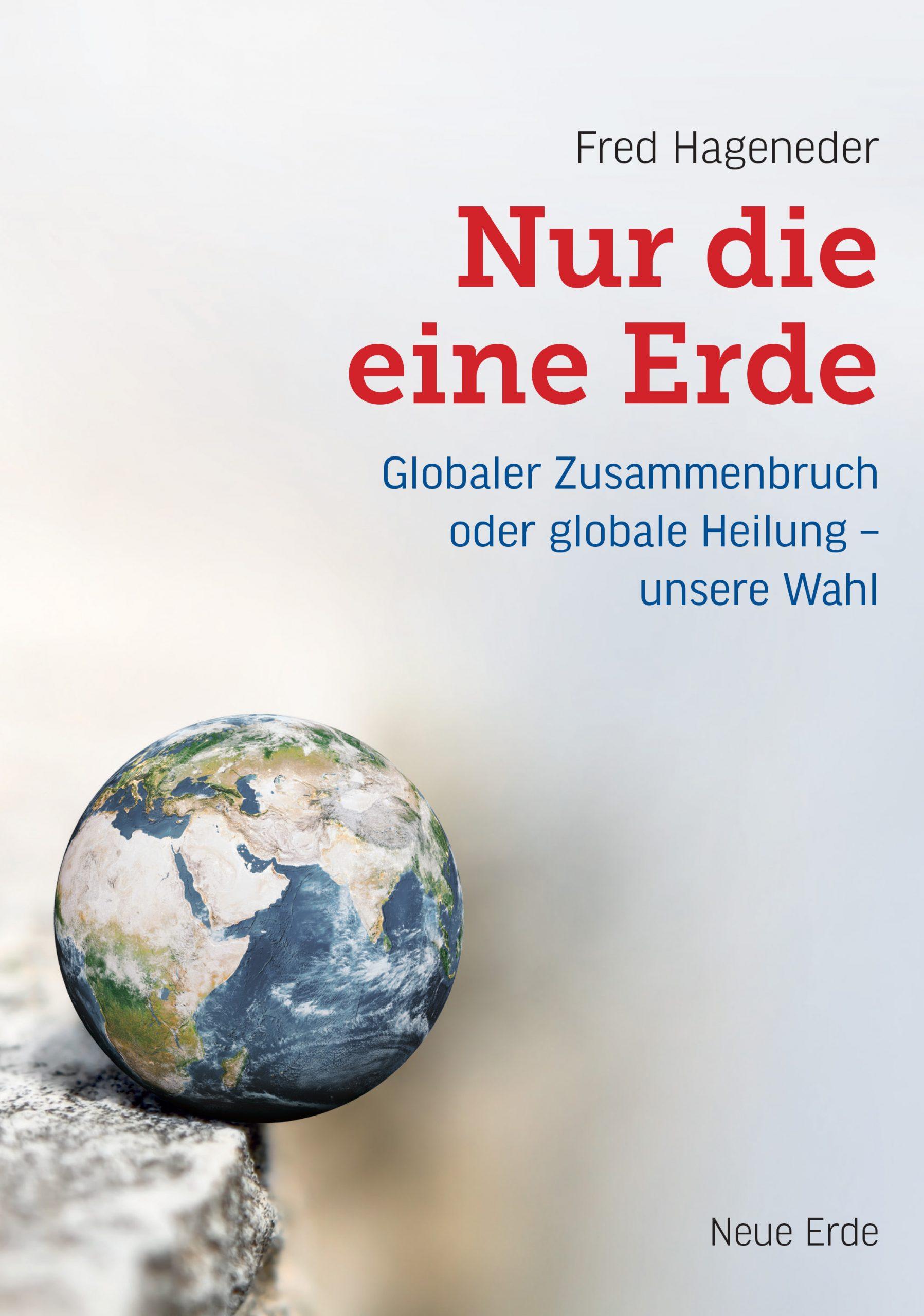 Buchcover Nur die eine Erde